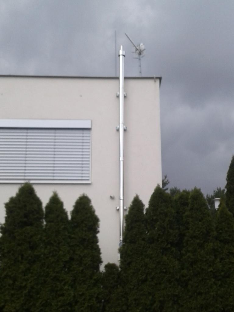 komín pro kondenzační kotel-KOMINEX